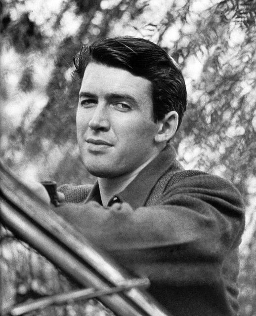 James Stewart <3 Number one on my Late celebrity crushes/ dream dinner companion list- with a bullet,lol<3