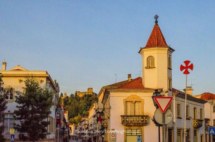 Tomar patrimonio de la Humanidad   Turismo en Portugal