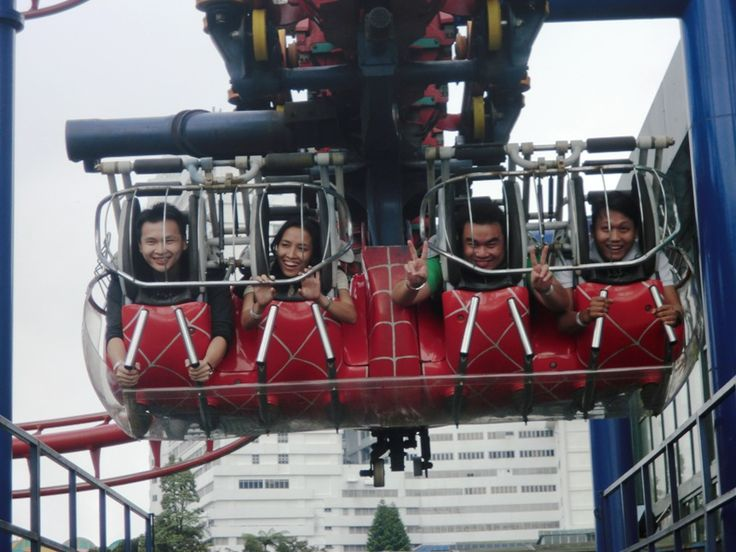2013.05: I will never try this game anymore! At Genting - Malaysia