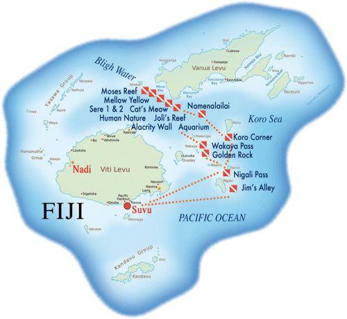 86 best Fiji images on Pinterest Coral reefs, Fiji islands and Fiji - new world map fiji country