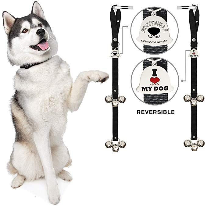 Caldwell S Pet Supply Co Potty Bells Set Of Two Doorbells For Dog