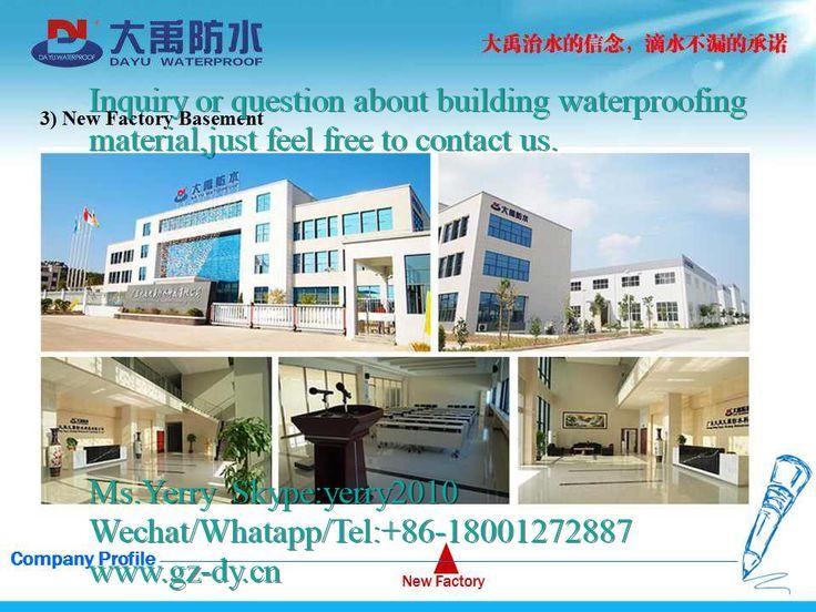 Pin by Guangdong Dayu on Dayu waterproofing House styles