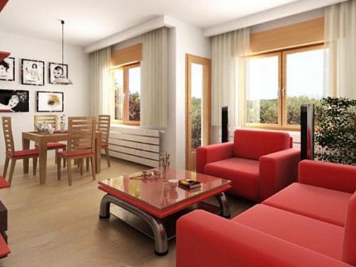 Best Red And White Furniture Red Living Room Decor Cheap 400 x 300