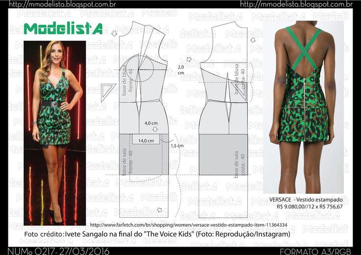 ModelistA: A3 NUMo 0217 DRESS