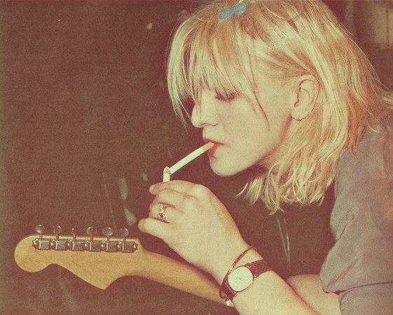 courtney love. especially courtney love circa '92-'94