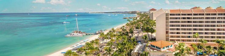 All-Inclusive Five Star Luxury Beachfront Resorts on Palm Beach, Aruba - Occidental Grand Aruba | http://www.aruba.com/where-to-stay/occidental-grand-aruba