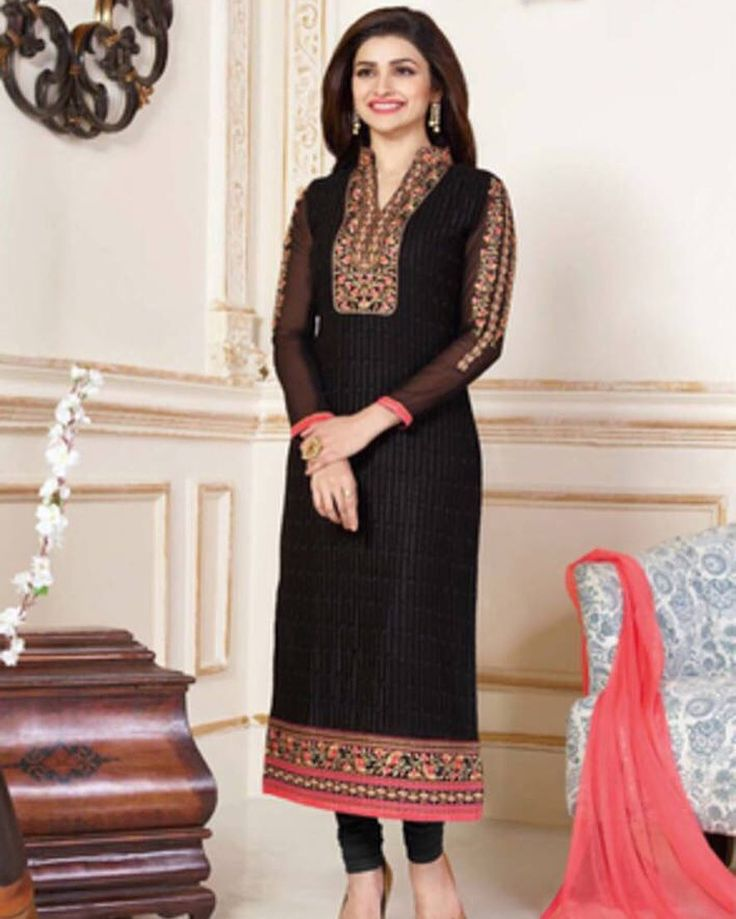 Elegant Black Salwar  Price- USD 59   Product id: 1154430 Order On Instagram --> Click on the link mentioned on our page Worldwide Delivery   7 day return policy with 100% refund DM or whatsapp on 91 8655500479  Visit m.mirraw.com/insta Follow us on @mirraw  #salwarkameez #salwarsuit #blacksalwar #punjabisuit #patialasuit #anarkali #onlineshopping #ethnic #shoppinglove #embroidery #elegant #simple #call #whatsapp #orderOninsta #ordernow #shop #hasslefree #newcollections #trendingdesigns…