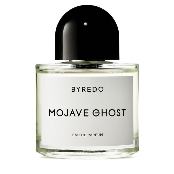 Steadfast in character and scent, Byredo Mojave Ghost Eau de Parfum uses raw ingredients and a fine mist application to last for hours and infuse the skin with the scent of the Mojave Desert ghost flower.