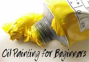 Oil Painting for Beginners - selection of extremely useful tips, tricks and techniques that are designed to help those that are new to oil painting to pick up the necessary skills to create a work of art