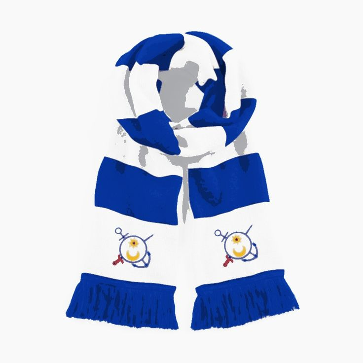 Traditional Football Scarves at old schoolfootball.co.uk