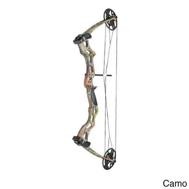 Choosing the Wizard Archery 70-pound Right Hand Compound Bow gives shooters the best chance to develop talent. This compound bow gives shooters the right gear of high quality and durabiltity for them to harness their archery skills.