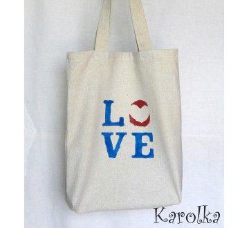 Nákupná taška - LOVE