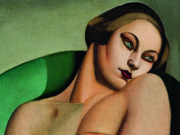 Tamara de Lempicka trasfuse sulla tela i propri sogni e i propri episodi biografici, facendo dell'arte la testimonianza di una bisessualità vissuta.