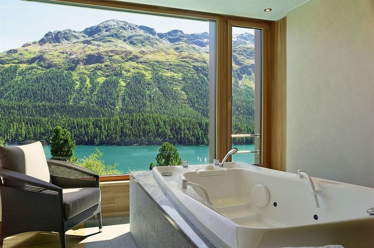 Kulm Hotel - St Moritz
