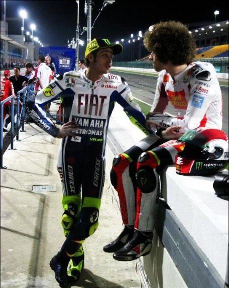Rossi & Simoncelli.