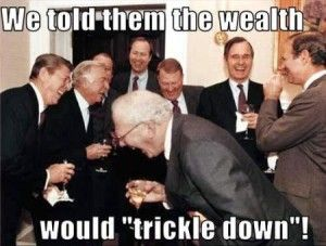 A Fact About Trickle-Down Economics Republicans Really Don't Want You to Think About. GOOD READ