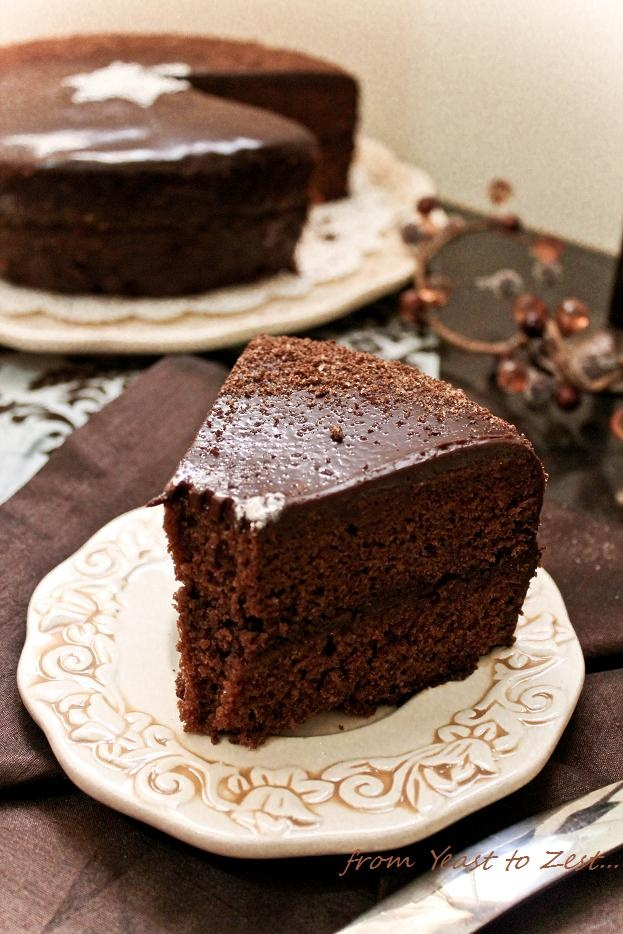 Abuelita Chocolate Cake