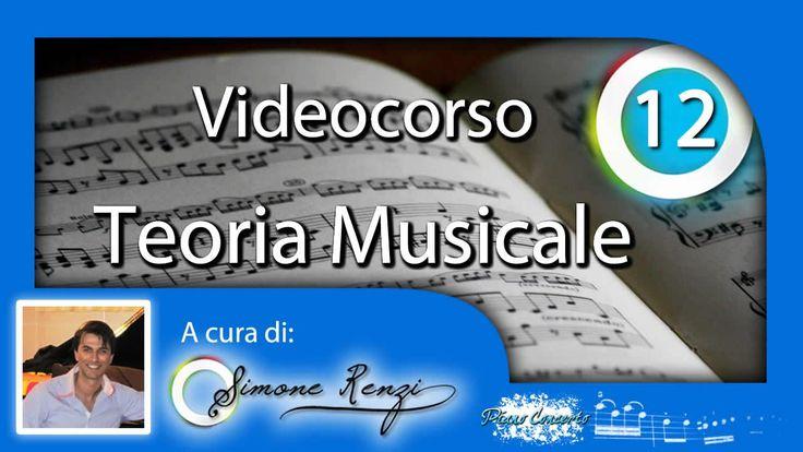 Video Corso - Teoria musicale - Lezione 12 - Accordo perfetto maggiore o...