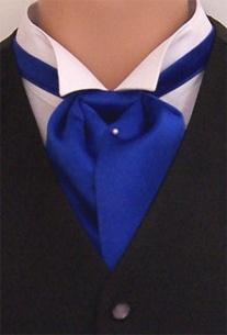 Groomsmen's Cravat #Vintage #Butterfly #Wedding