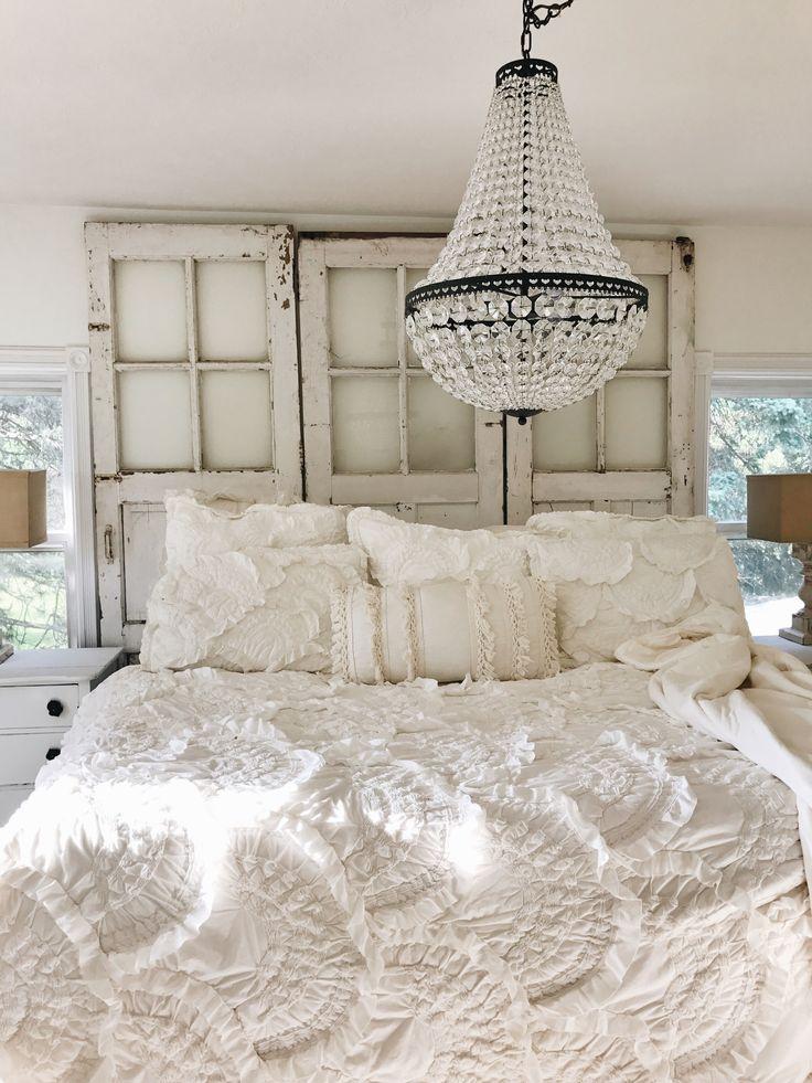 Master Bedroom Makeover – The Chandelier |