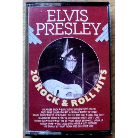 Elvis Presley: 20 Rock & Roll Hits