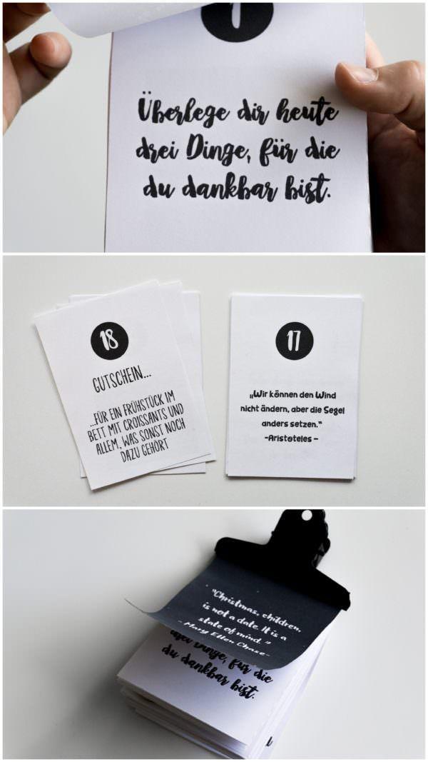 Fancy Selbst Gemachte Geschenkgutscheine Vorlagen Model ...