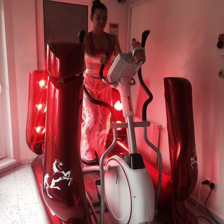 Infra Cardio edzés . www.bodyspace.hu