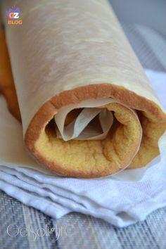 Pasta biscotto, impasto base per rotoli dolci o tortine monoporzione.