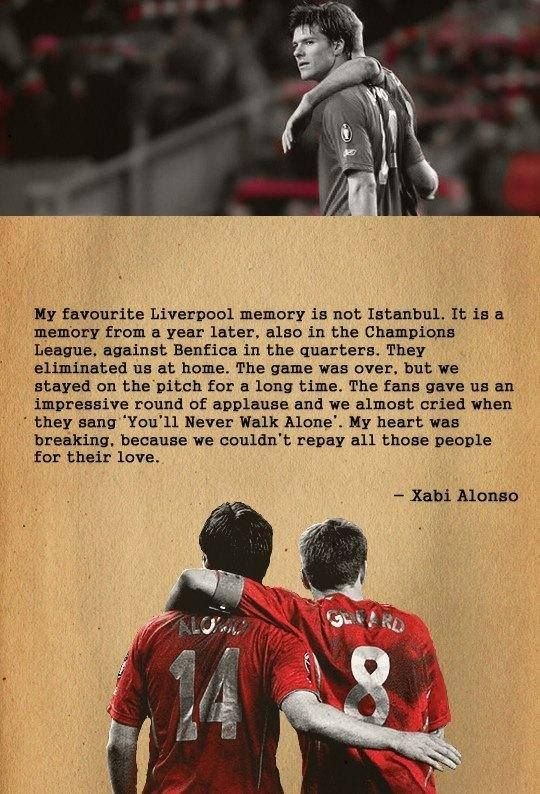 Xabi Alonso - Champions League