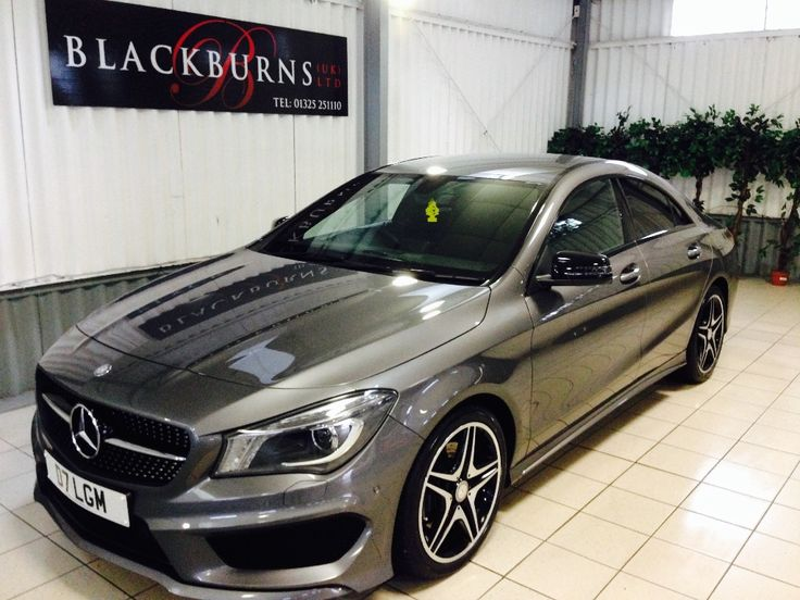 Mercedes benz cla class 2 1cdi cla 220 cdi amg sport 4dr for Cla mercedes benz for sale