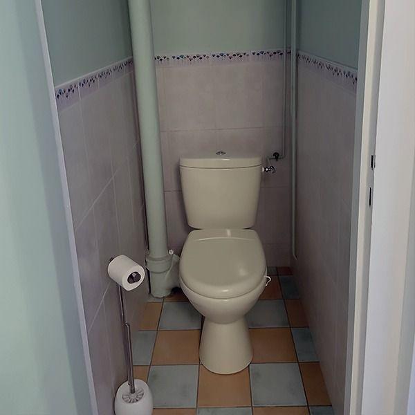 Renovation De Toilettes En 2020 Wc Suspendu Toilettes Suspendu