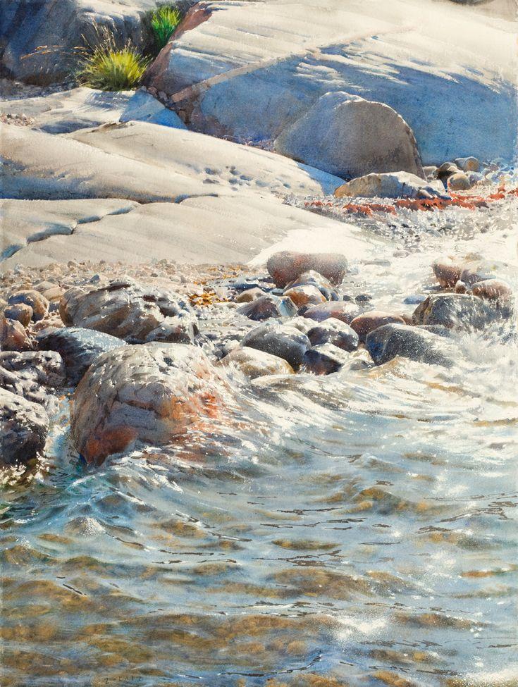 Watercolor painting / Stanislaw Zoladz