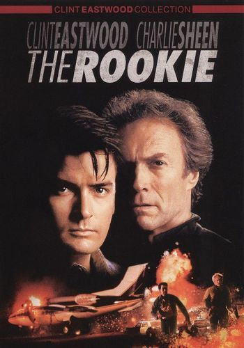 The Rookie [WS] [DVD] [1990]
