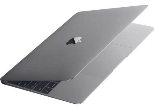 Apple MacBook 12-inch Laptop (Intel Core m3 1.1 GHz, 8 GB RAM, 256 GB SSD, Intel HD Graphics 515, OS Sierra) – Space Grey – 2016 – MLH72B/A