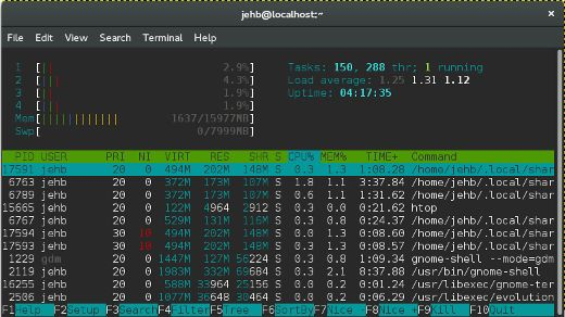 Top 7 open source terminal emulators