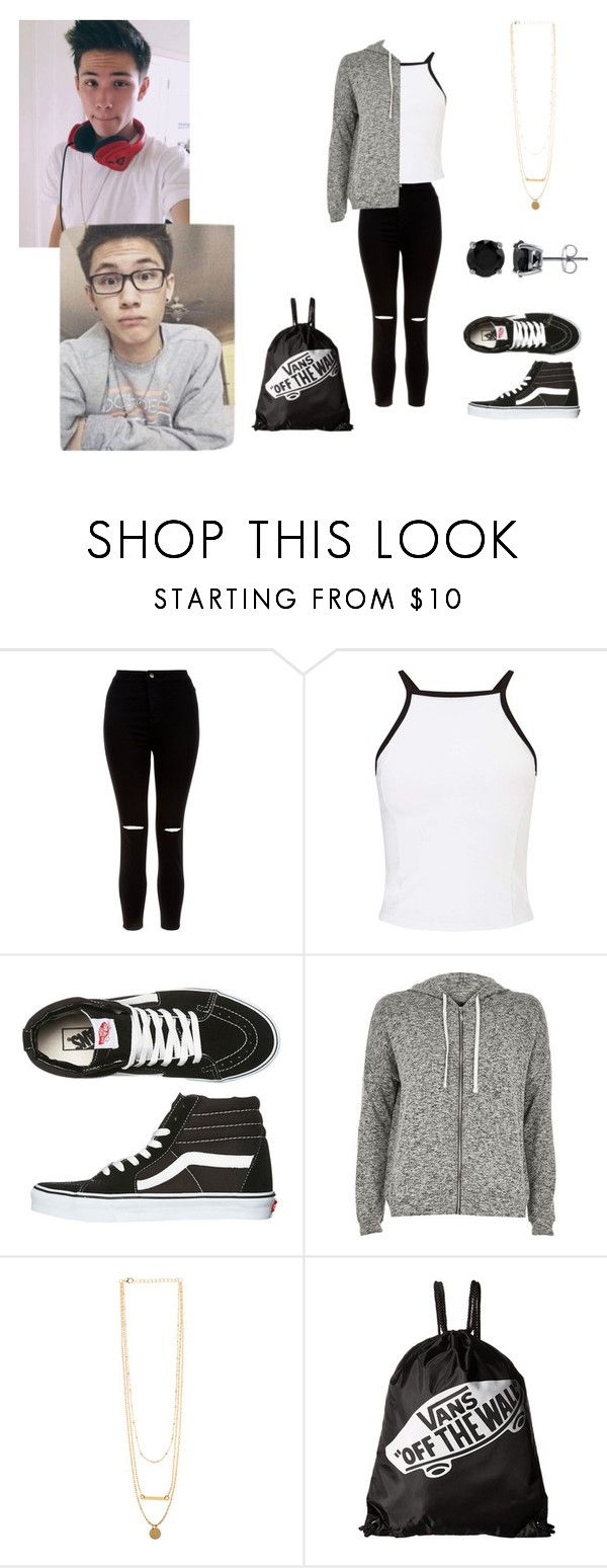 """Carter Reynolds inspired outfit"" by hola-hi ❤ liked on Polyvore featuring New Look, Miss Selfridge, Vans, River Island, BERRICLE, stealthestyle and carterreynolds"