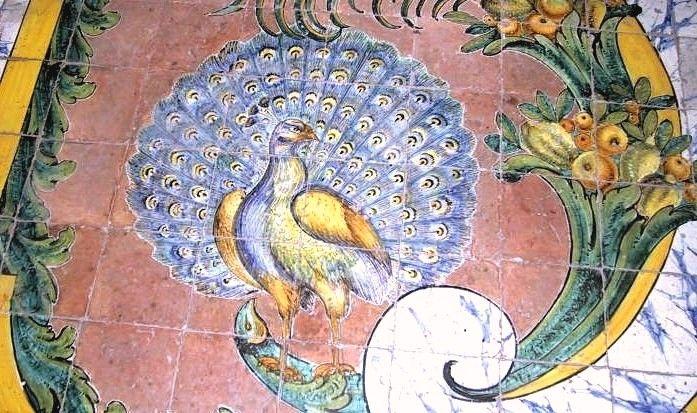 pavimenti in maiolica dipinti - Cerca con Google