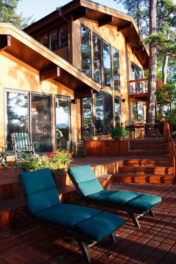Galer 237 a de casa patio ar arquitetos 22 - My Parents Beloved Lake House