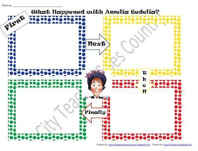 10 best Amelia Bedelia Lesson Plan Ideas images on Pinterest ...