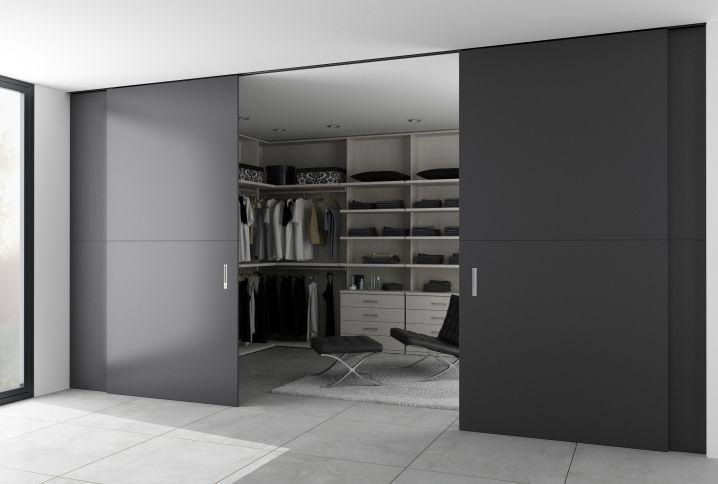 Vestidores modernos buscar con google decoracion for Closet para recamaras modernas