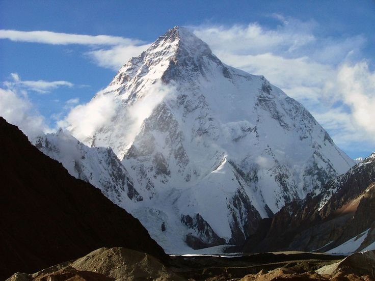 K2 – Pakistán Foto Benjamín Salazar