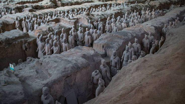 Ejército de terracota de Xian