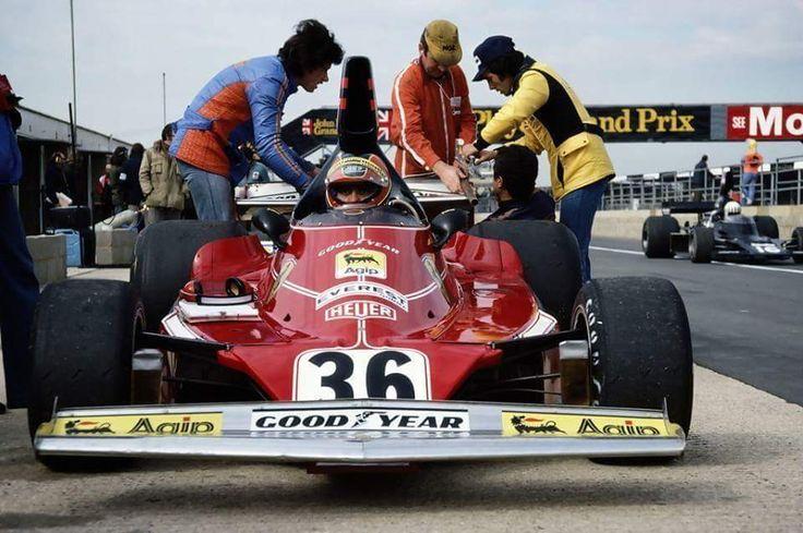 Silverstone, International Trophy 1976