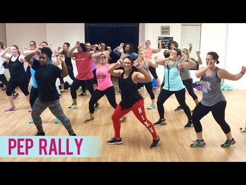 Missy Elliott - Pep Rally (Dance Fitness with Jessica) - We just did this EXACT routine in Zumba yesterday. So fun!