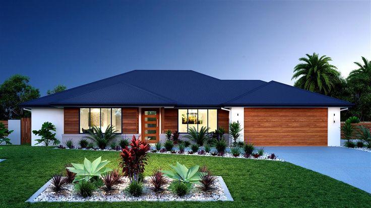 4 bedroom. 2 bathroom. 2 car. 199 m2. Suitable for wider sites, sure to impress! Expansive frontage & magnificent visage. Image: Wide Bay 199, resort façade. Download PDF brochure & floorplan: http://www.gjgardner.com.au/data/designs/13232_14.pdf. #GJQLD #GJNSW. ph:132 789