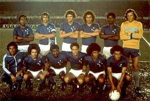 Cruzeiro Esporte Clube - Campeão da Libertadores 1976