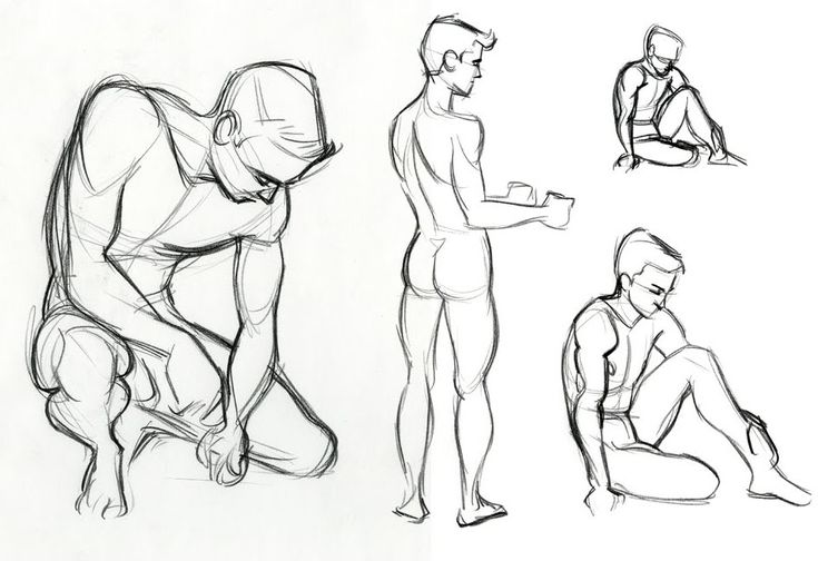 26 Beautiful Life Drawing and Figure Drawing artworks - Learn from top Masters   Read full article: http://webneel.com/life-drawing-figure   more http://webneel.com/drawings   Follow us www.pinterest.com/webneel