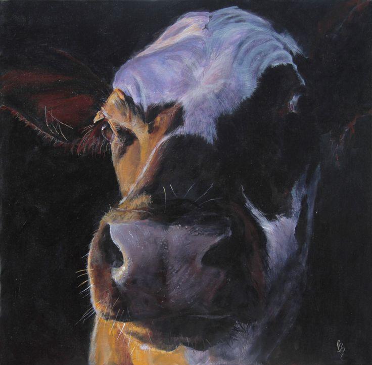 """Heifer"" By Bridget Askew"