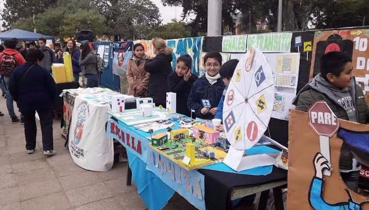 Estudiantes y Tránsito, juntos por la Educación Vial: El organismo municipal les pidió a los chicos presentar a la comunidad sus trabajos…