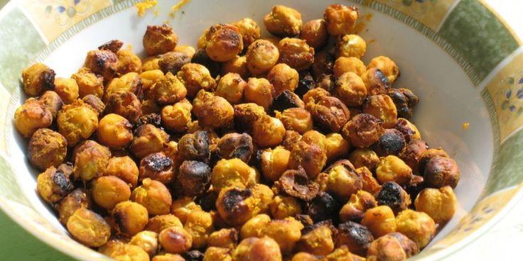 Spicy Chickpea Snack Mix Recipe - Genius Kitchen